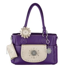 Grace Adele Heather Grape #Handbag Look 103