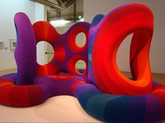 """You say """"lounge furniture,"""" I say """"playground."""""""