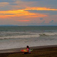 """Pura Vida"" taken in Jaco Beach, Costa Rica"