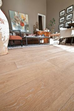Wide plank wood floors in living rooms traditional for Hardwood floors san diego
