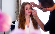 MTV Style | Holland Roden's Timeline To The VMAs Day 5: Makeup Trial