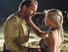 The Most Epic Roundup of Braids from Game of Thrones via @byrdiebeauty