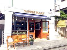 Number Sugar Omotesando, Tokyo