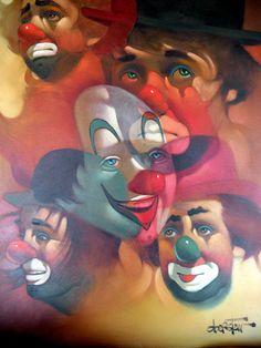 Chuck Oberstein Art for Sale