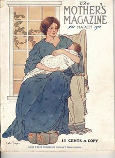 The Mother's Magazine, March 1914