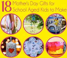15 Mother's Day Gifts Preschoolers Can Make | Childhood101