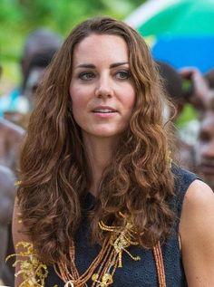 Kate Middleton | Kate Middleton Curly Hair - The Hollywood Gossip