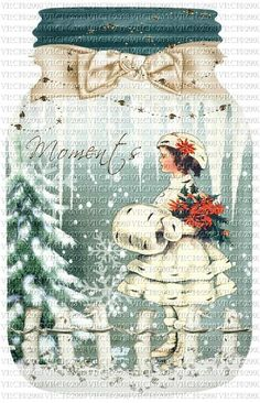 vintage+winter+clipart | Serendipity Designs