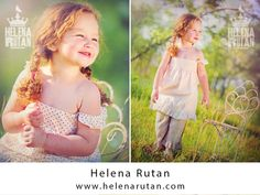 Portrait/Lifestyle Stories — Helena Rutan