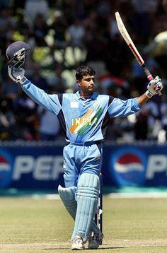 Sourav Ganguly 1, Cricket