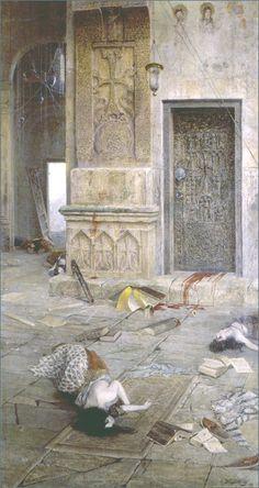 After the Massacre. Vardges Sureniants