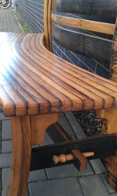 309 Best Wine Barrel Stave Projects Images In 2019