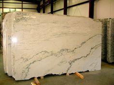 White Macubas Granite Slab