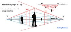 How to place people in a city by Multiimage on DeviantArt