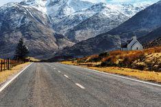 Highland Road Trip | by Andrew Lockie. A87, Glen Shiel