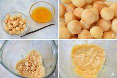 Crème macadamia Zubereitung
