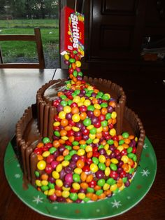 gravity cake double etages