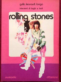 Rollino Stones a fumetti
