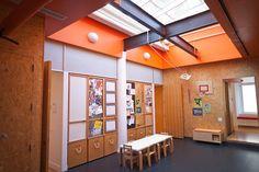 Kids' play area, same Flatiron loft.