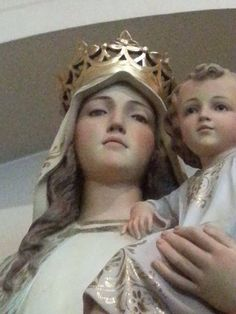 Fifth Glorious Mystery - The Coronation of Mary as Queen of Heaven and Earth  Queen