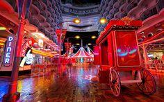 Oasis of the Seas Wonderland   Flickr - Photo Sharing!