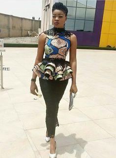 Ankara Fashion - #cndanielscouture