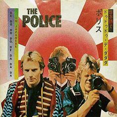De Do Do Do, De Da Da Da (in Japanese)/ドゥ・ドゥ・ドゥ・デ・ダ・ダ・ダ」 The Police (1981 - 全米10位、全英5位)