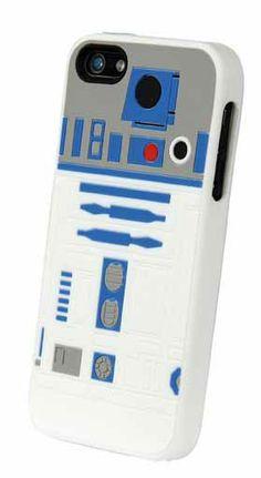 funda de movil R2D2 para iphone5,  tu Smarthphone más inteligente que nunca. http://www.regalosgalacticos.com/carcasa-de-silicona-para-iphone-5-con-diseno-de-r2-d2/