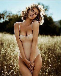Eva Herzigova, photographed by Vincent Peters
