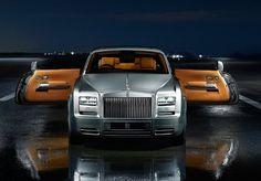 Rolls Royce , Phantom doors