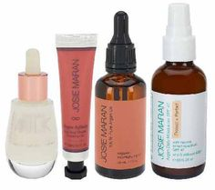 Josie Maran Age Beautifully Argan Hydration 4pc Skincare Kit