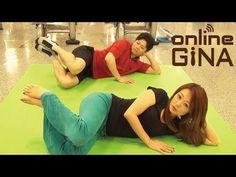 【Online GiNA】美しいヒップラインを作るエクササイズ(泉栄子先生) #Eiko - YouTube