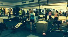 Training 19.3.2014