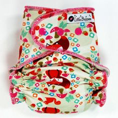Custom Cloth Diaper AI2 Made to Order All-in-Two by LittleBoppers Baby Items 593134afa