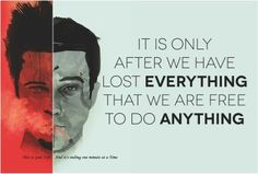 Fight Club Quotes Photographic Paper(13 inch X 19 inch, Rolled)