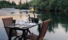 Huka Lodge in New Zealand is where you where you want to be if you want a rustic and relaxed vibe. It is a haven that is gracefully situated by the riverside. Hence, you and your date would be able to enjoy the tranquil waters while feasting on their delicious meals. Its location is also an ideal setting for the perfect date, regardless of the month, because the climate is always friendly and pleasant. To arrange a reservation, contact Music and Commerce.