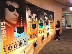 Grammy museum, LA, CA