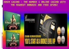 https://flic.kr/p/21hhRqJ | Meeste Casino Bonus, Casino Mobiel, Gratis Geld |  Follow us : www.jokercasino.com/en  Follow us : gratisgeld.netboard.me  Follow us : followus.com/beste-online-casino