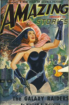 202 best World of Pulp images on Pinterest   Book covers  Comic     amazing stories 78 by toyranch  via Flickr