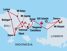 Active Bali and Lombok in Depth - Intrepid Travel - Intrepid Travel