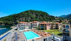 Waterfront Lake Maggiore - Lago Maggiore - Italy   Leisure Properties #italianproperties