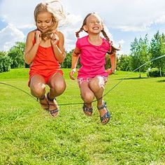 11 Catchy Jump Rope Songs And Rhymes Jump Rope Songs, Secret Garden Parties, Old School Toys, Summer Memories, Game Guide, Music Class, Joy And Happiness, Character Ideas, Ropes