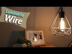 DIY Decoração geométrica usando canudos! por Isabelle Verona - YouTube