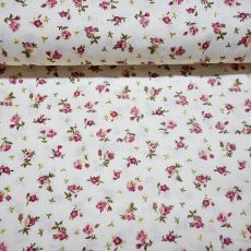 metrový-bytový textil-Želiezovce - METROVÝ TEXTIL - Látka kvietky2