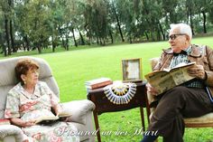 Up Inspired 55th Wedding Anniversary Photoshoot <3 Pictured on her Heart Photography