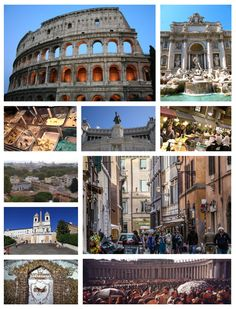 Top Ten things to do and see in Rome, Italy