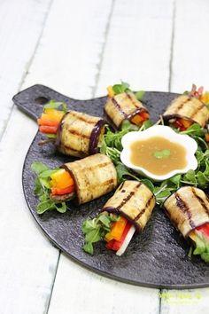 가지요리 가지롤, 폼나고 맛나요~ : 네이버 블로그 Vegetarian Recipes, Cooking Recipes, Healthy Recipes, Clean Diet, Korean Food, Kimchi, Fresh Rolls, Food Photography, Avocado