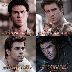 Gale Hawthorne ~ The Hunger Games Series