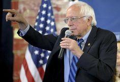 Bernie Sanders en Virginia Occidental. (Reuters)