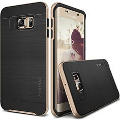 Galaxy S6 Edge Plus Case Verus [High Pro Shield][Shine Gold]  [Drop Protection][Heavy Duty][Minimalistic][Slim Fit] -For Samsung Galaxy S6 Edge SM-G928 Devices #S6EdgePlus